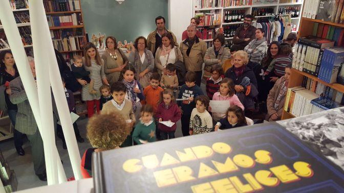 """II Concurso de Dibujo Infantil de la APJ y del Colegio de Periodistas de Jerez """"Periodista en casa"""""""