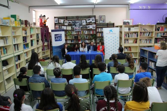 La APJ clausura la quinta edición de 'La Llave Maestra' en el IES Santa Isabel de Hungría de Jerez