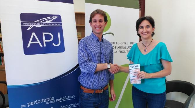 La APJ y la Clínica Vertex firman un convenio de colaboración
