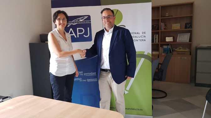 La APJ firma un convenio con el bufete jurídico Privacidad Global