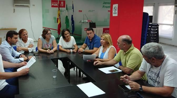 El Colegio de Periodistas y la Asociación de la Prensa en Jerez inician la ronda de contactos para llevar el Compromiso por el Empleo al pleno del Ayuntamiento
