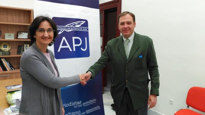La APJ firma un convenio de asesoría jurídica con Abogados de Andalucía